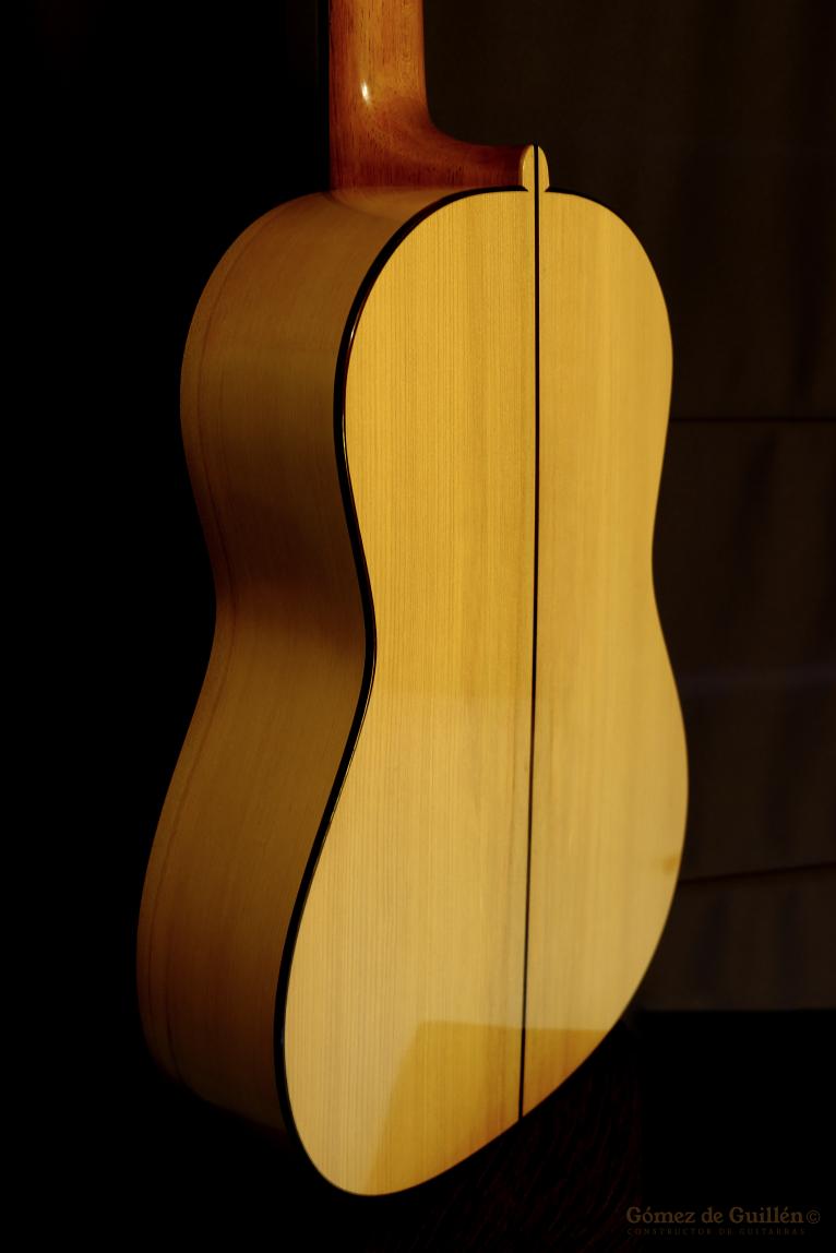 Constructor guitarras clásicas Murcia, España, Spain.