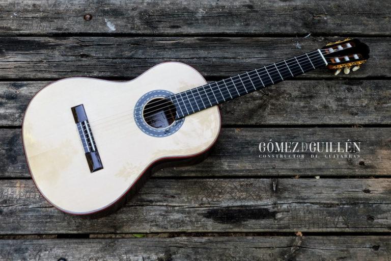comprar guitarras Murcia luthier Murcia guitarra Murcia luthier